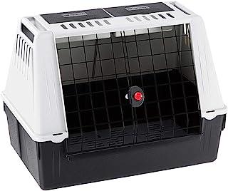 comprar comparacion Ferplast Transportín para Perros para automóvil Atlas Car 80, Rejillas de ventilación, Compartimentos portaobjetos, Alfomb...