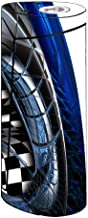Decal Kid Skin for Smok Priv V8 - Sidewinder Blue | Protective, Durable, Unique Vinyl Decal wrap Cover | Easy to Apply, Remove, and Change Styles and Change Styles