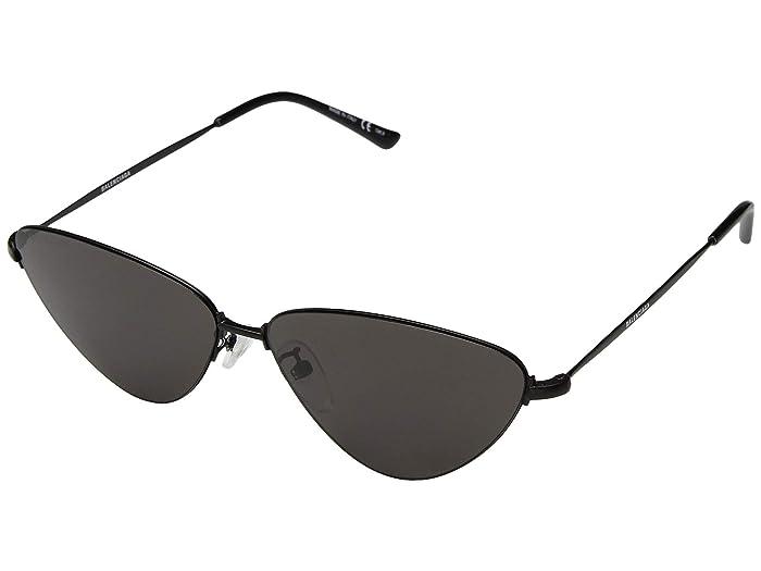 Balenciaga BB0015S (Black) Fashion Sunglasses