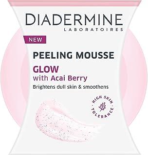 Diadermine Peeling Mousse-Glow With Acai Berry 1 Paket (1 x 50 ml)