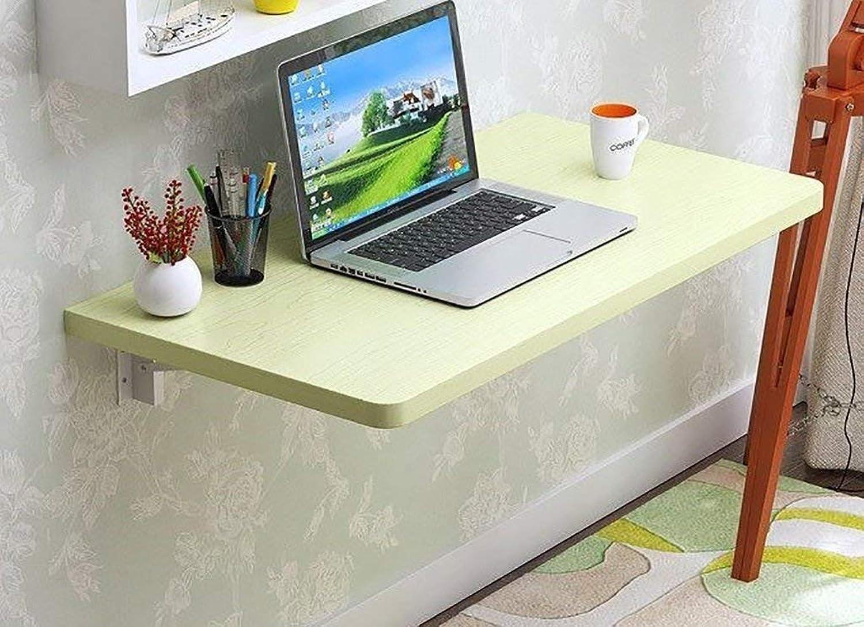 protección post-venta Wghz Mesa Plegable de Parojo Mesa de Comedor Mesa Mesa Mesa de Parojo Colgador de Escritorio de la computadora Colgante de Parojo Mesa de Estudio, tamaño múltiple Opcional (Tamaño  90  30 cm)  Las ventas en línea ahorran un 70%.