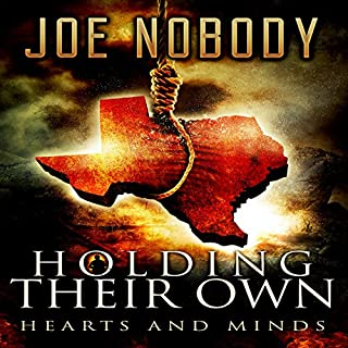 Holding Their Own XI: Hearts and Minds audiobook cover art