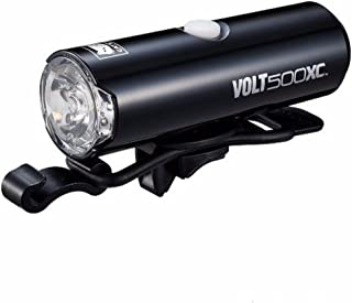CAT EYE - Volt 500 XC Rechargeable Bike Headlight, 500 Lumens