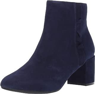 ROCKPORT Women's TM Oaklee Ruffle B Ankle Boot