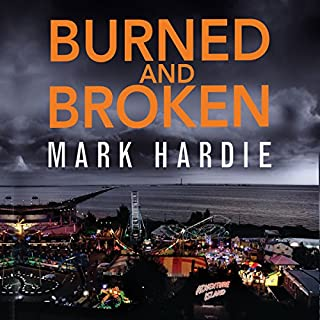 Burned and Broken cover art