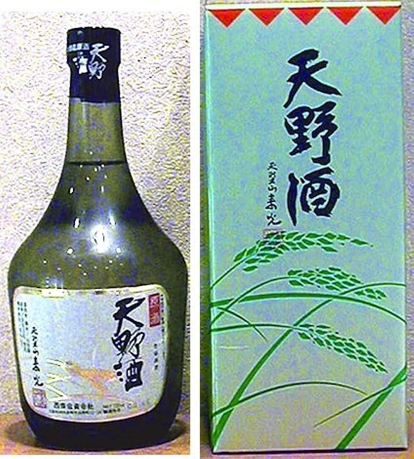 ドレス比類なき幸運大阪河内長野のお酒、天野酒(あまのさけ)吟醸原酒 720ml(四合)瓶 化粧箱入