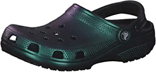 Men's and Women's Classic Sparkly Clog | Metallic and Glitter Shoes