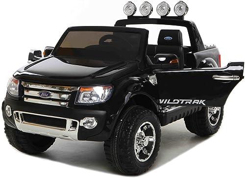 tienda hace compras y ventas Ford Ranger Ranger Ranger negro 2 Motores 12V, Infantil, Mando RC  Venta en línea de descuento de fábrica