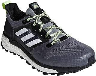 adidas Men's Supernova Trail Running Shoes Grey Three/Cloud White/Core Black