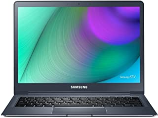 Samsung ATIV Book 9 12.2 Inch Laptop (Intel Core M-5Y31, 8 GB, 256 GB SSD, Windows 10, Imperial Black, 12.in WQXGA Display) NP930X2K-S02US