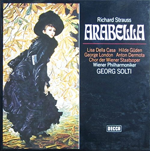 Strauss: ARABELLA [Vinyl Schallplatte] [3 LP Box-Set]