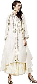 Women's Silk a line Salwar Suit Set