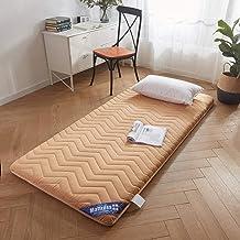 Tatami Mattress,Japanese Floor Mattress Futon Mattress,Children Floor Lounger Pillow Bed Thick Tatami Mat Dormitory Mattre...
