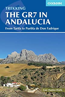 Walking the Gr7 in Andalucia: From Tarifa to Puebla de Don Fadrique