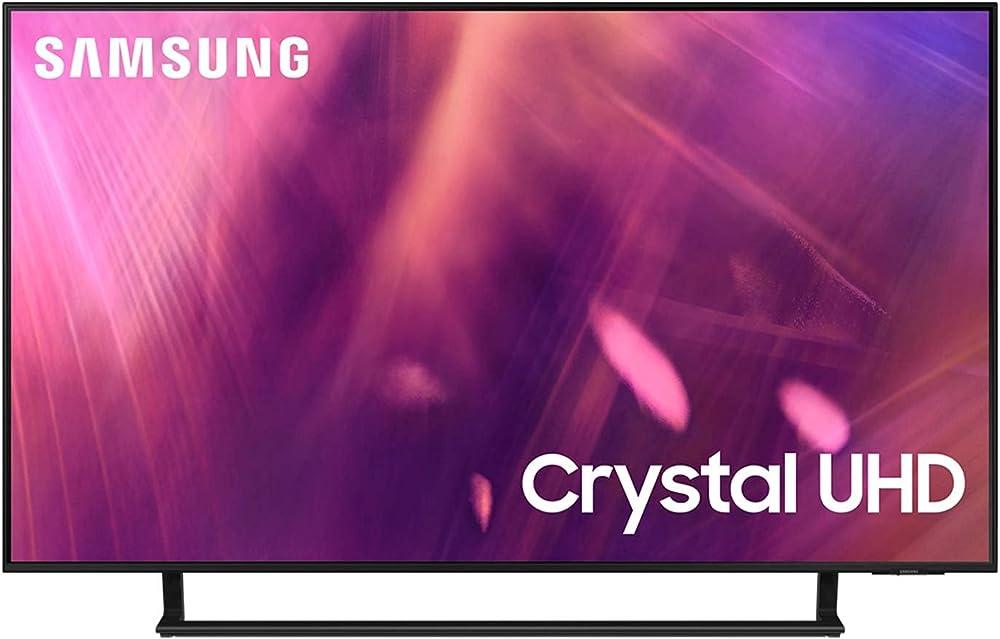 Samsung smart tv 75 pollici crystal uhd 4k 2021 risoluzione 4k uhd ots lite multiview 75AU9079