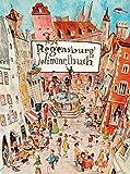 Buchcover Regensburg Wimmelbuch