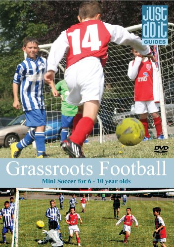 Grassroots Football Mini Soccer - a guide for coaches and parents [DVD] [2009]