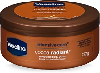 Vaseline Smoothing Body Butter with Cocoa and Shea Butters 8 oz