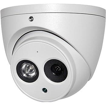 Dahua IPC-HDBW4433R-ZS 4MP Varifocal Poe IP Security Camera 2.7mm~13.5mm Lens Motorized 5X Optical Zoom Outdoor Indoor Video Surveillance Camera Dome with 50m IR Night Vision,H.265,IK10,ONVIF,IP67