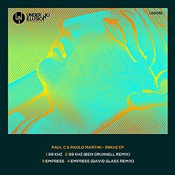 99 kHz EP