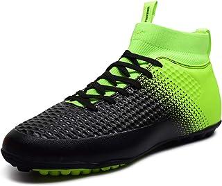 HotWang Voetbalschoenen voor heren, indoor, outdoor, voetbalschoenen, gazon, schoenplaat, loopschoenen, wedstrijdschoenen,...