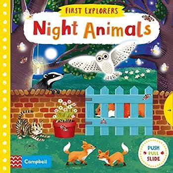 Board book Night Animals Book