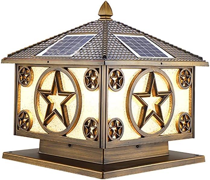 llddrz Solar Post Cap Regular dealer Lights Sale Ca Outdoor Pillar