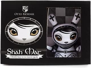Kidrobot Dunny Chess Series Shah Mat White Blind Box Vinyl Figures - 2 Figures