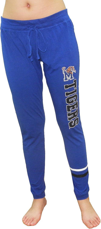 Memphis Tigers NCAA Womens Casual Lounge   Yoga Pants