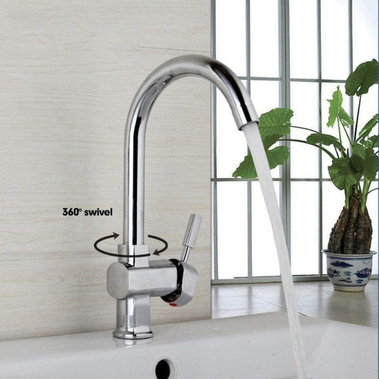 Gorheh 360 Swivel New Design Spüle Wasserhahn Deck Montiert Wasserhhne Polnischen Chrom-Finish Hot & Cold Water Mixer Stream Auslauf