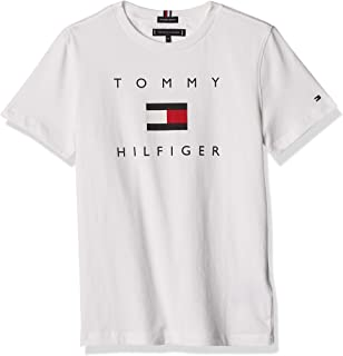 Tommy Hilfiger Th Logo Tee S/S Chemise Homme