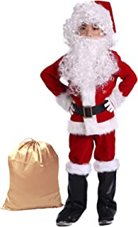 Best Boys Santa Costume of 2020 – Top Rated & Reviewed