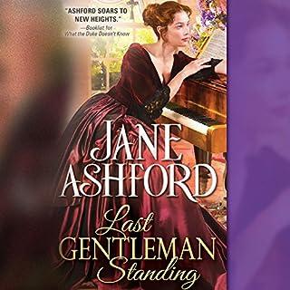 Last Gentleman Standing cover art