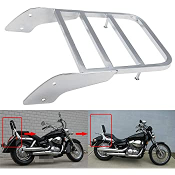 GZYF For Honda Spirit 750 2001-2008 //Shadow Steed VLX600 99-07 Sissy Bar Luggage Rack