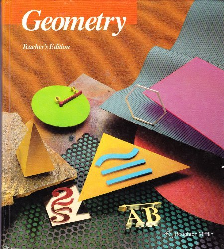 Geometry, Teacher's Edition -  Ray C. Jurgensen, Hardcover