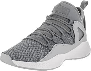 Jordan Formula 23 Low BG Big Kid's Running Shoes Cool Grey/Cool Grey-White 919725-004