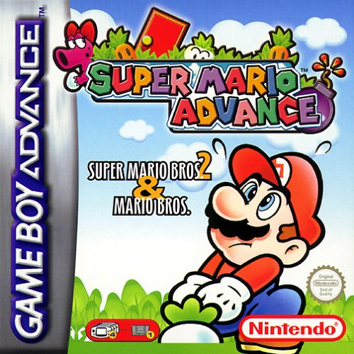 Super Mario Advance - Super Mario Bros. 2 & Mario Bros.