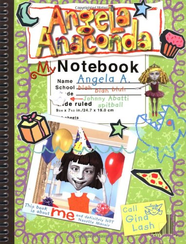 Angela Anaconda: My Notebook