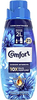 Amaciante Concentrado Comfort Cuidado Essencial 500ml (A embalagem pode variar)