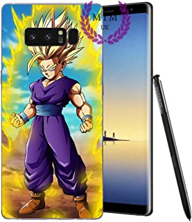 MIM UK Dragon Ball Z Super GT Samsung Note Case Covers Compatible for Samsung Note Series (Gohan SS2, Samsung Note 9)
