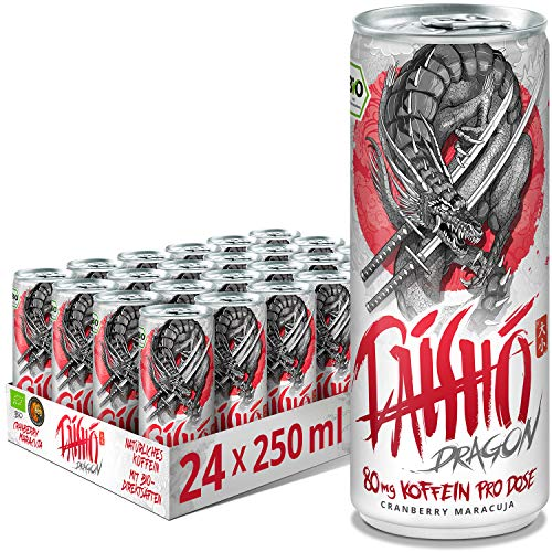 DAISHO - Dragon Bio Energy (vegan), 24er Tray (24 x 250ml)
