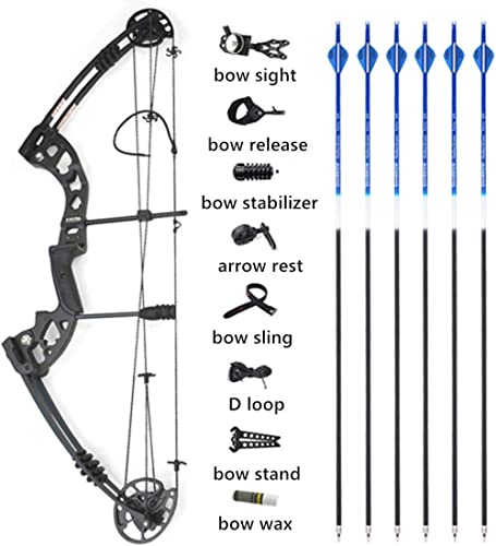 Pointe de flèche de tir à l/'arc 6//12X Bouts de pointe de pointe pour les arcs à