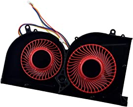 Replacement Compatible for MSI GS63 GS63VR GS73 GS73VR MS-16K2 MS-17B1 Series Laptop BS5005HS-U2L1 GPU Cooling Fan by YDLan