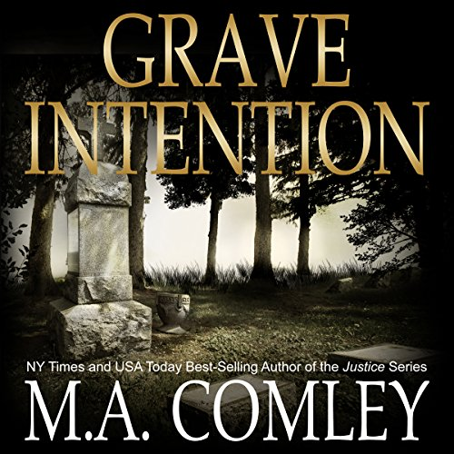 Grave Intention audiobook cover art