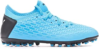 Puma Future 5.4 MG Niño, Bota de fútbol, Luminous Blue-