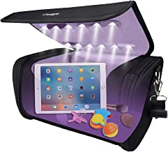 LED Storage Bag, LED Travel Bag,USB Rechargeable Portable Non-trace Folding Box for Electronic Products,Toiletries,Baby It...