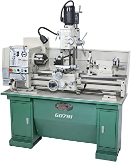 Grizzly G0791 1234; X 3634; Combination Gunsmithing Lathe/Mill