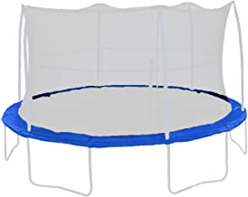 JumpKing Safety Pad for Circuler Trampoline with 5 Poles