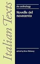 Novelle del Novecento (Italian Texts) (Italian Edition)