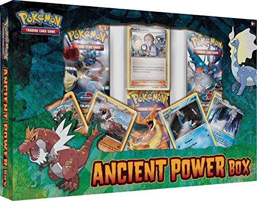 Pokemon TCG Ancient Powers Box